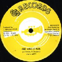 "S And G Records - Jah Fingers - Uk Nya And Natty One Love Stylee - Version X Oldies Classic 12"" rv-12p-01515"