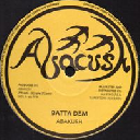 "Abacush - Jah Fingers - Uk Abakush Batta Dem - Extended Version - Rock Attack - Extended Version X Early Digital 12"" rv-12p-01887"