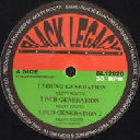 "Black Legacy - Uk Keety Roots - Rootsy Rebel Young Generation - Dub Generation - Dub 2 - Politician - Jah Judgment - Dub X Uk Dub 12"" rv-12p-01961"