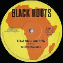 "Black Roots - Archive Recordings - Uk Barrington Levy - Darbaz - Robert Emmanuel Jah Black - Version - Leave Natty Business - Version X Oldies Classic 12"" rv-12p-02463"