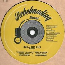 "Rebelmadiaq - Eu Linval Thompson - Ranking Forrest - Roberto Sanchez - Lone Ark Riddim Force Borderline - Seckle Mr Officer - Over Yonder - Dub Against Vox Rub A Dub Kick Reggae Hit 12"" rv-12p-02524"