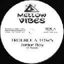 "Mellow Vibes - Uk Junior Roy - Murray Man Trouble A Town - Version - Forward Home - Version X Uk Dub 12"" rv-12p-02529"