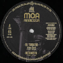 "Moa Anbessa - Eu Prince David - Yahmaud Jah Commando His Foundation - instrumental - Jah Jah - Jah Jah Dub X Uk Dub 12"" rv-12p-02611"