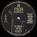 "Moa Anbessa - Eu Prince David - Yahmaud Jah Commando His Foundation - instrumental - Jah Jah - Jah Jah Dub X Uk Dub 12"" rv-12p-02611"