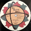 "Top Ranking Sound - Au Frankie Paul - Pinchers Dont Pressure Me - Grammy - Version X Early Digital 12"" rv-12p-02824"