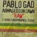King Earthquake - Uk Pablo Gad Armageddon Dawn Raw - At King Earthquake Studio X Uk Dub Album LP rv-lp-00602