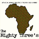 Jah Fingers - Uk Mighty Threes Africa Shall Stretch Forth Her Hand X Artist Album LP rv-lp-01325