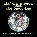Mania Dub - Eu Alpha And Omega - Disciples The Sacred Art Of Dub - Volume 2 X Uk Dub Album LP rv-lp-01585